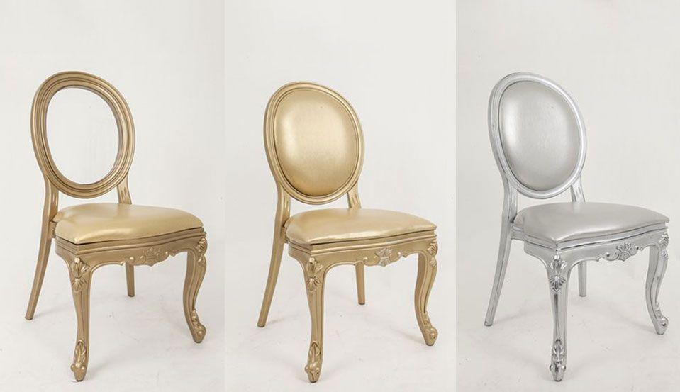 Resin Chair