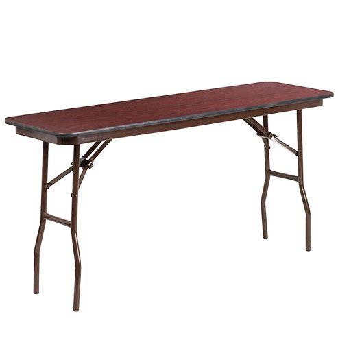 Melamine Laminate Table