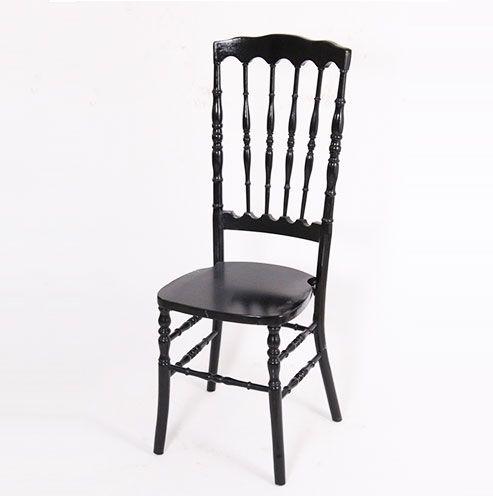 Wooden VIP Chair