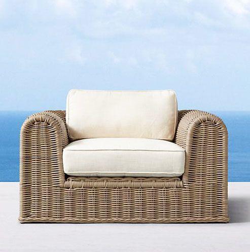 Rattan Sofa Series