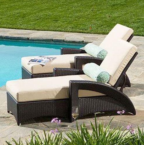 Rattan Lounge Series