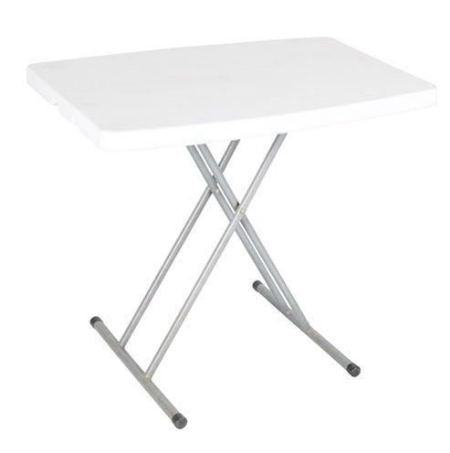 Rectangular Adjustable Height Table