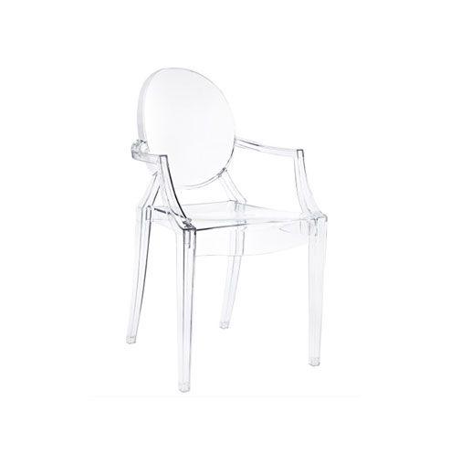 Resin Ghost Chair