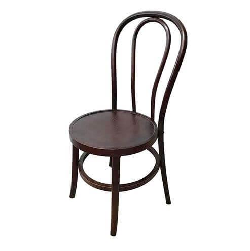 Resin O Back Chair