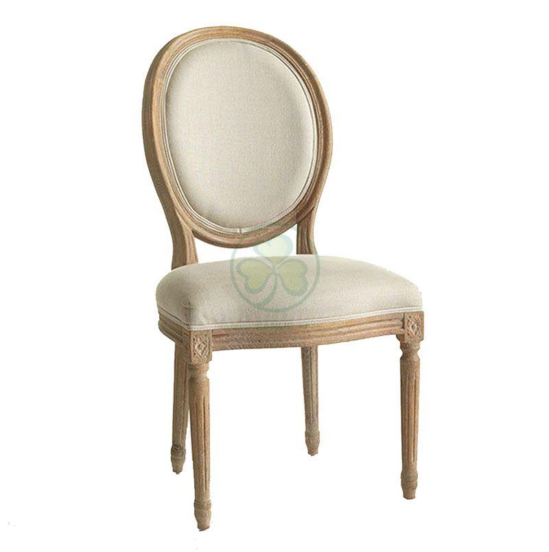 Wooden Louis Chair