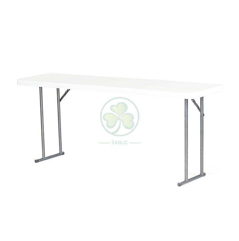 6FT Plastic Folding Conference Table