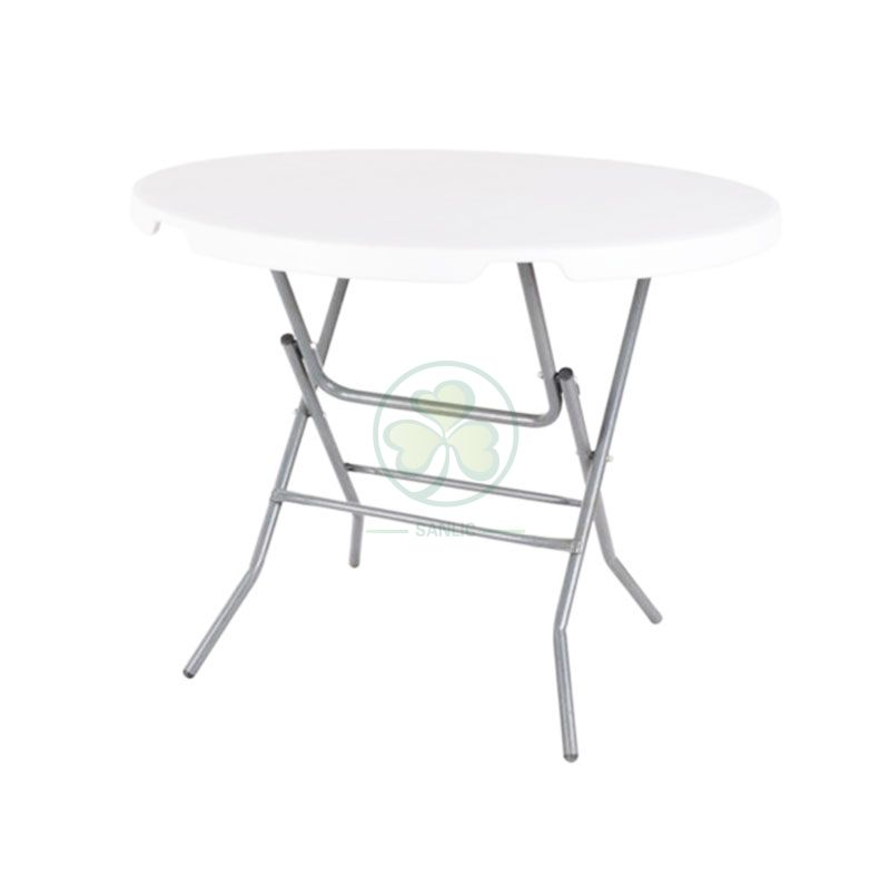 32inches Round Folding Table