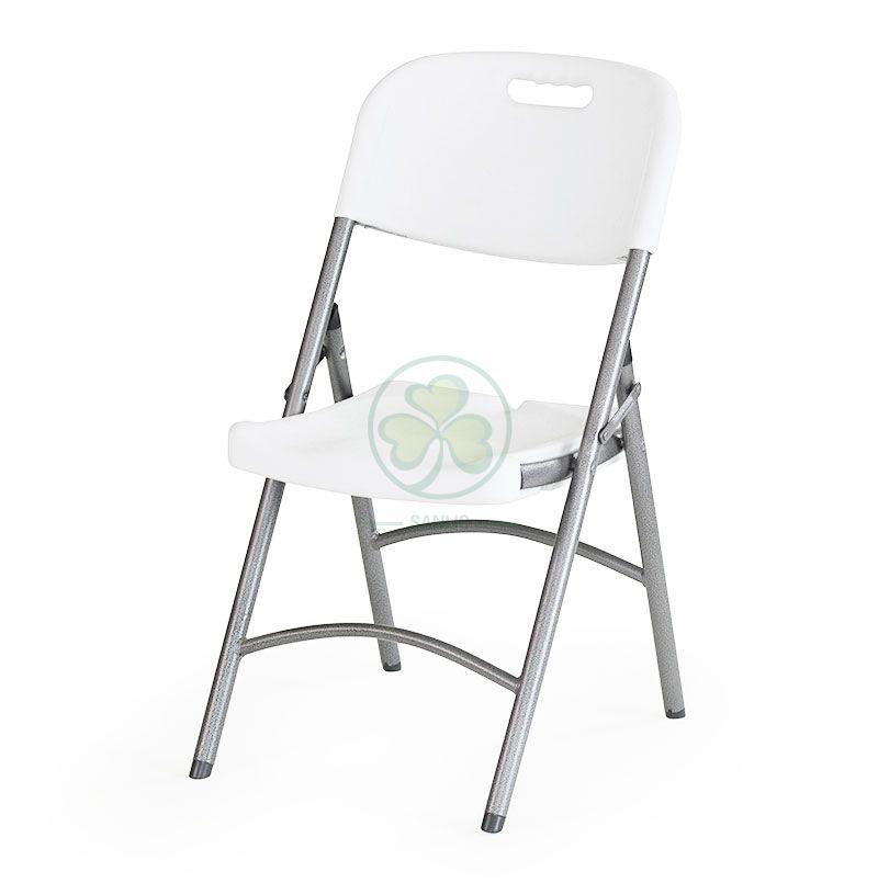 Plastic Folding Chair (TUBE DIA25 A)