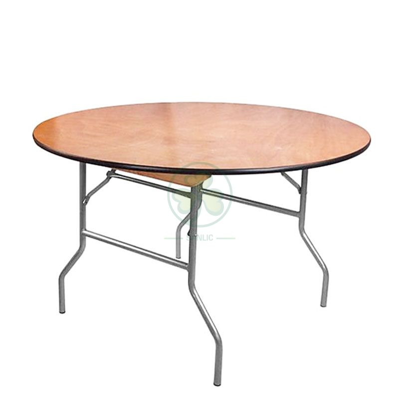 Wooden Folding Banquet Table