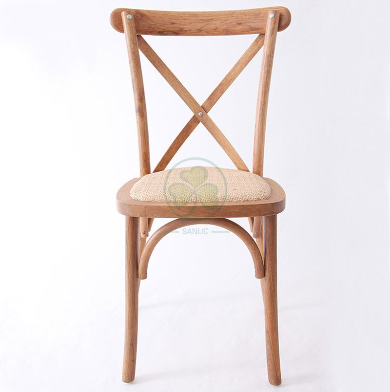 Wholesale Event Rental Crossback Dining Chairs  SL-W1825RGXB