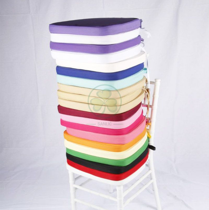 High Quality Cheap Chair Soft Cushion with Velcros SL-F1901SUCV