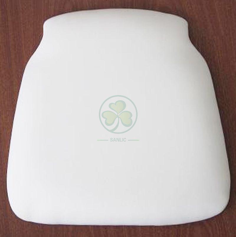 Popular High Density Hard Foam Cushion by Uniform Cloth with Velcros  SL-F1910HUCV