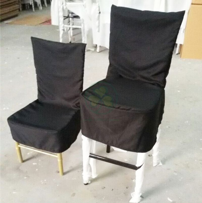Direct Factory Storage Chair Cover by Uniform Cloth SL-F1933UFCC