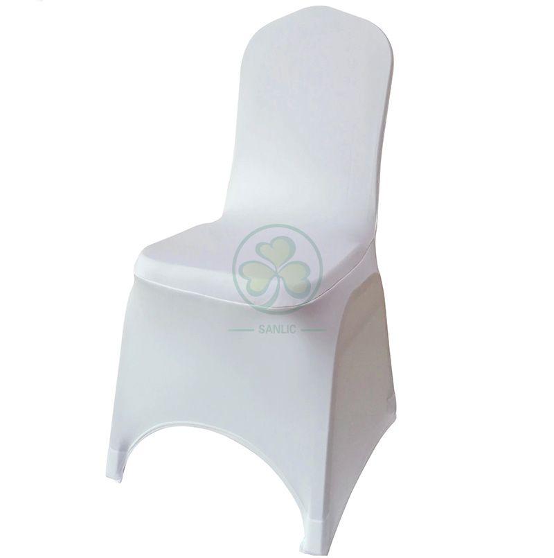 Wholesale Cheap Wedding Universal Stretch Spandex Banquet Chair Covers SL-F1940SSBC