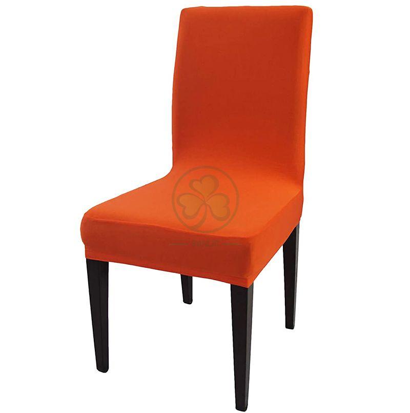 Popular Washable Spandex Stretch Parsons Chair Slipcovers SL-F1961SSPC