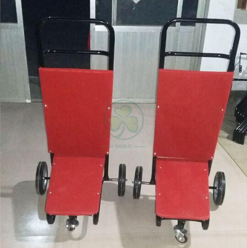 Wholesale Chair Trolley Chiavari Chair Cart Dolly for Sale SL-M5701CTCD