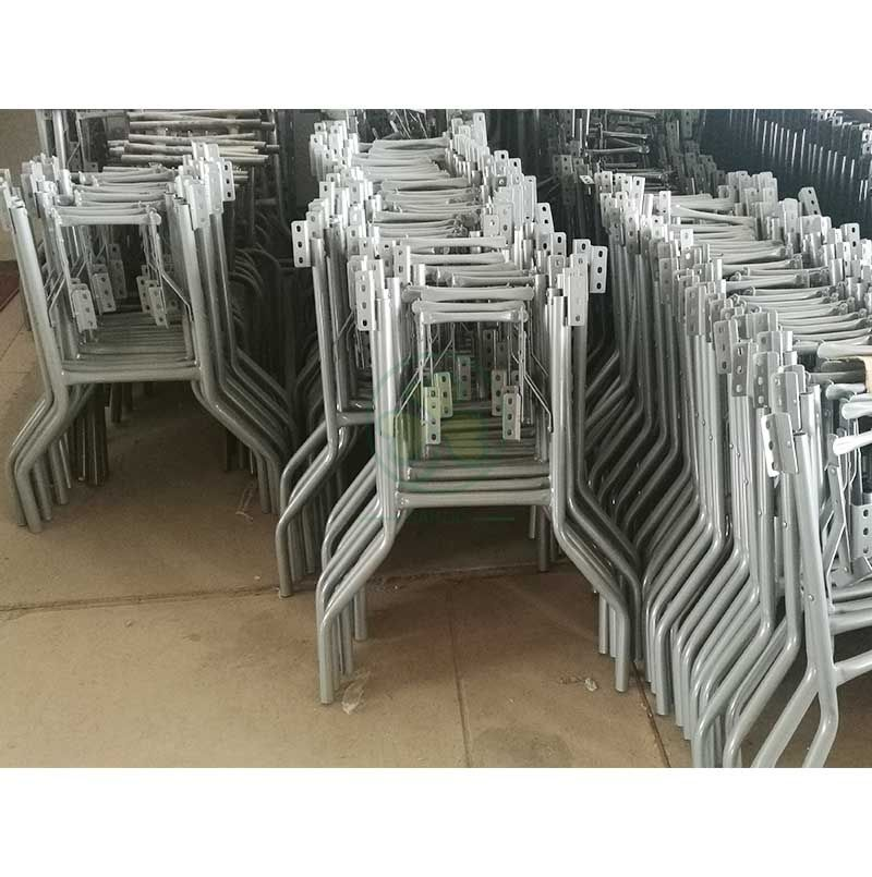 Wholesale Metal Folding Table Legs for Replacement Metal Trestle Table Legs SL-M5705MFTL