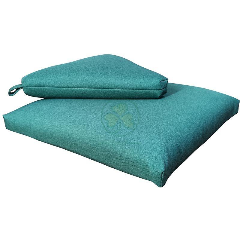 Wholesale Morden Triangle Zabuton Meditation Cushion Set  SL-F2036TRMC