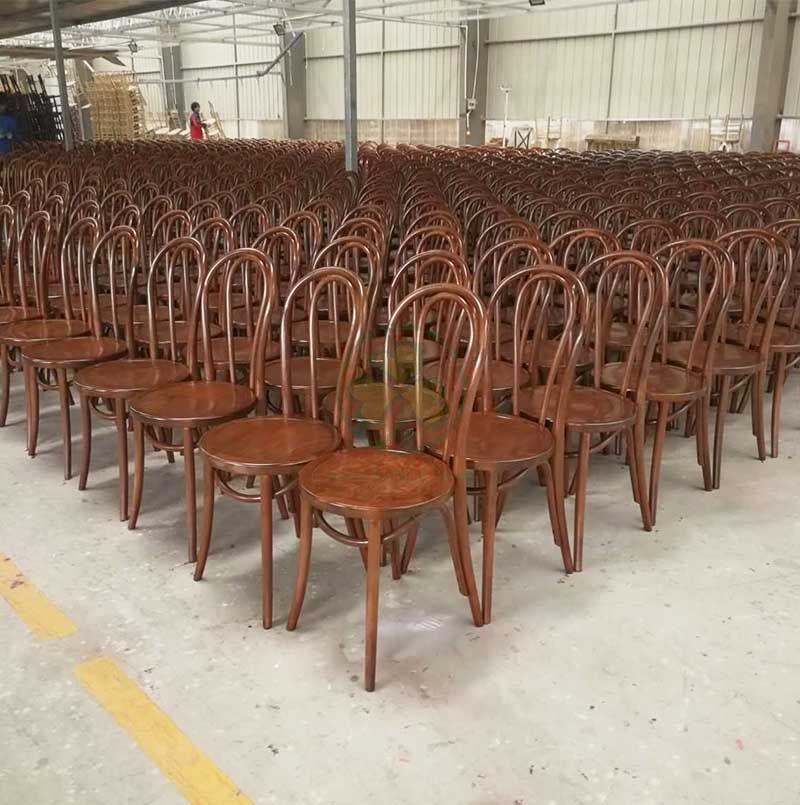 High Quality Classic Thonet Bentwood Chair for Cafes Resturant Dining Room SL-W1886CWTC