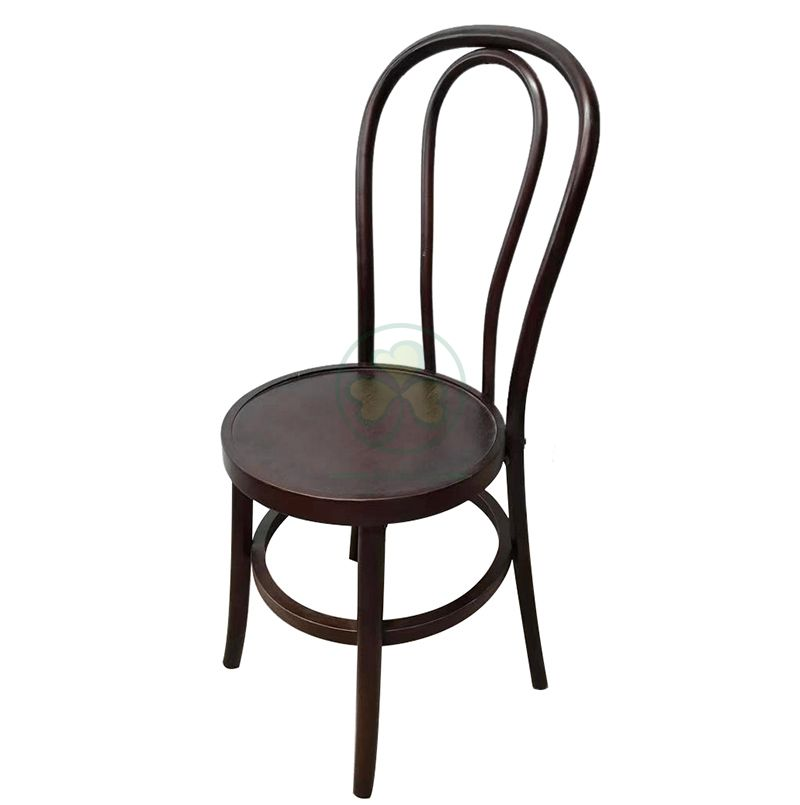 Wholesale Stackable Event Bentwood Thonet Chairs for Catering Industry SL-W1887BTCC