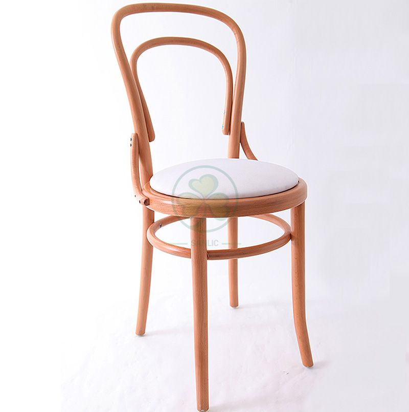 Hot Selling Thonet Bentwood Bistro Chair for Hotels Cafes Resturants SL-W1891TBBC