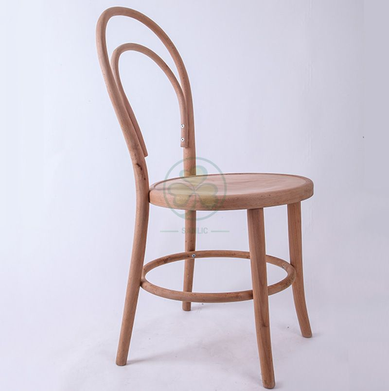 Natural Wood Thonet Bentwood Dining Chairs for Outdoor or Indoor Catering Services SL-W1893NWTC