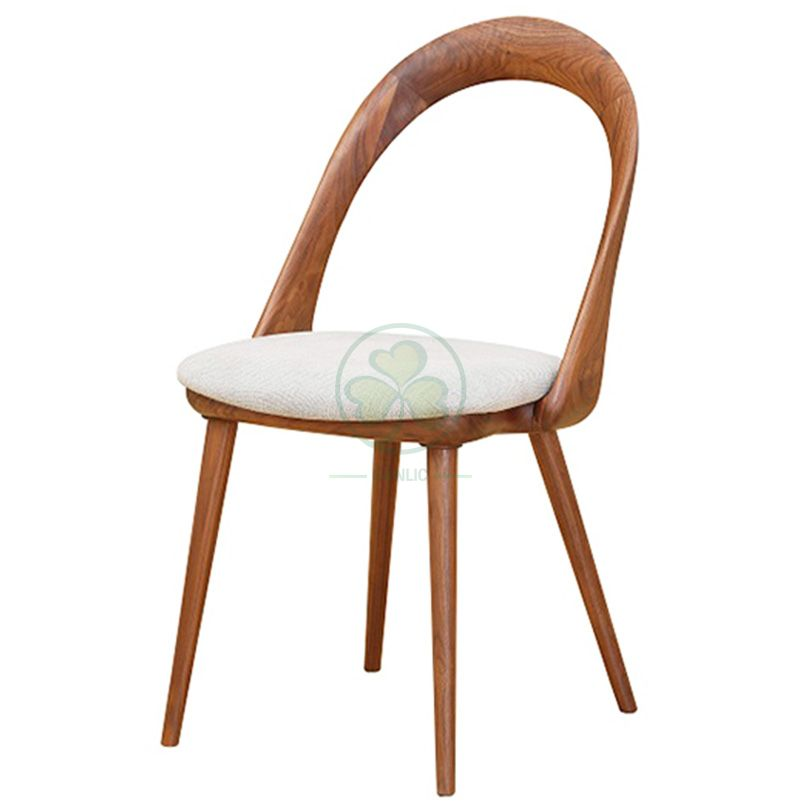 Hot Sale Wooden Cafe Chair for Coffee Shop Bars Pubs SL-W1929HWCC