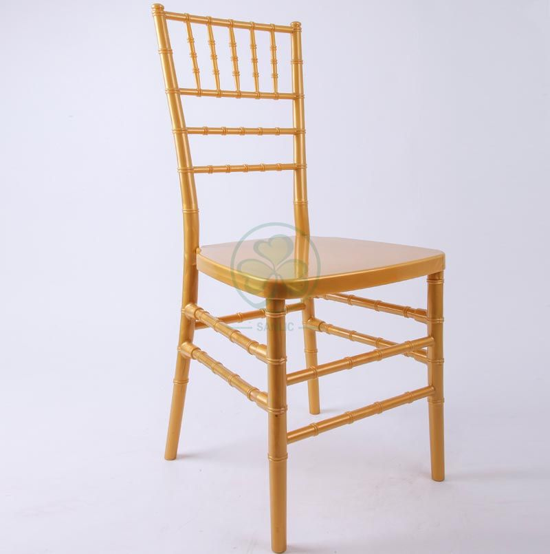 Durable Banquet Dining Resin Chiavari Chair for Outdoor or Indoor Social Events SL-R1957DRCC
