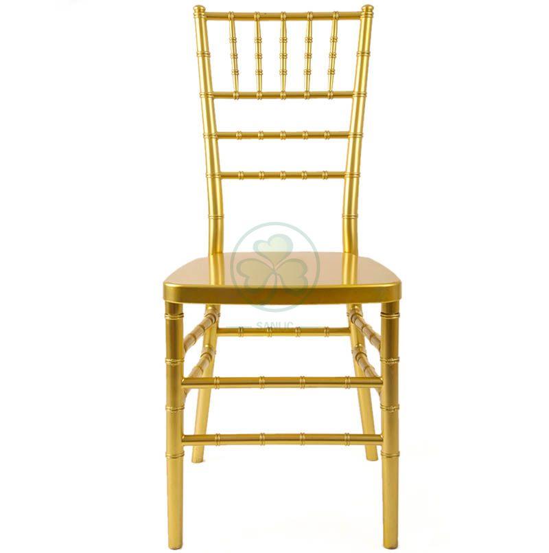Elegantly Designed Resin Chiavari Chair Wholesale Price SL-R1959ERCC