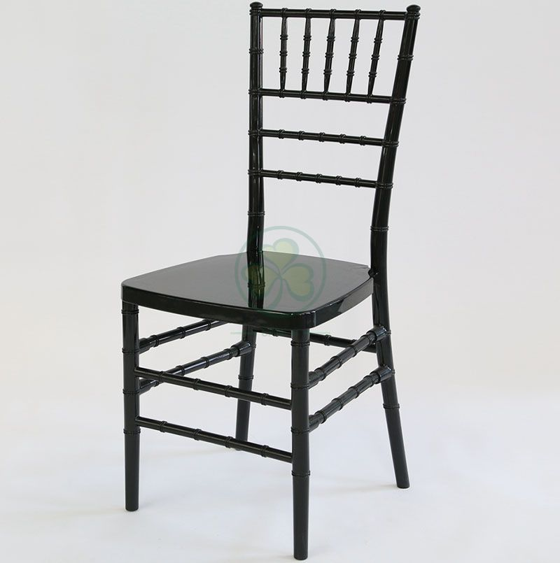 Commercial Furniture Plastic Tiffany Chair for Various Ceremonies SL-R1961CPTC