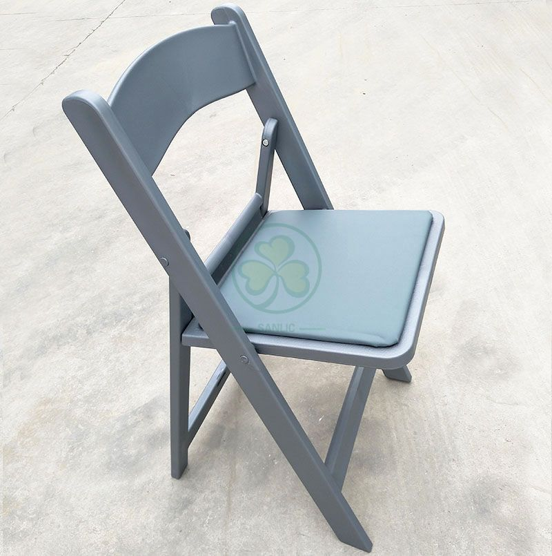 Customized Foldable Resin Portable Lawn Chair for Parties and Events  SL-R2001SGRF