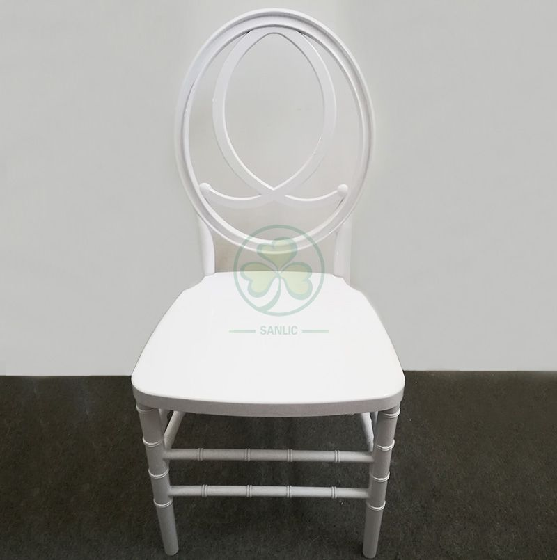 Wholesale White PC Resin Phoenix Chair for Indoor or Outdoor Weddings and Parties SL-R2016WRPC