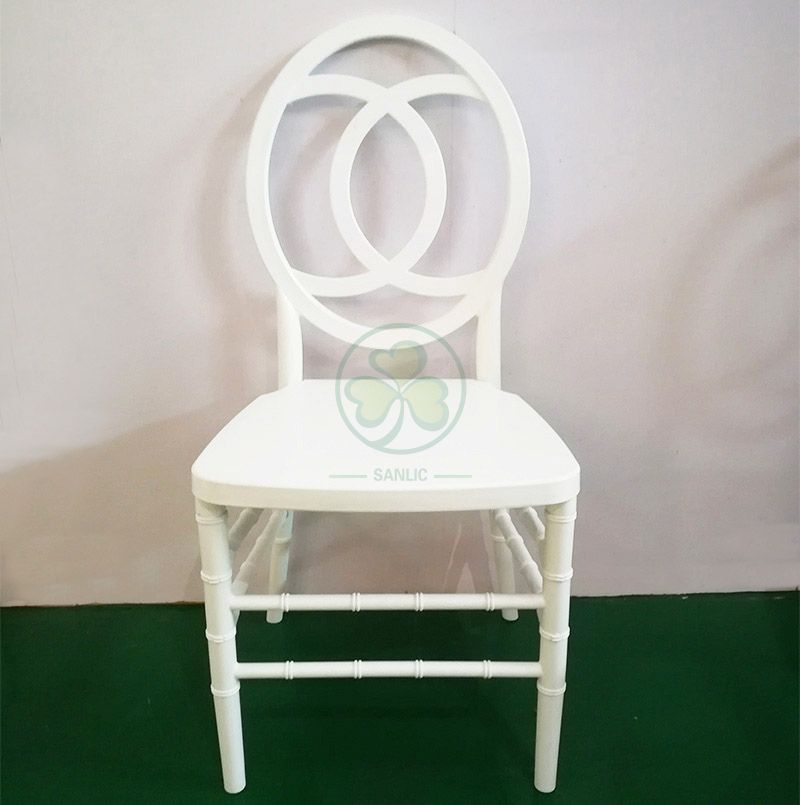 Factory Wholesale Plastic Phoenix Channel Chair for Dining Halls or Catering Services SL-R2023WRPC