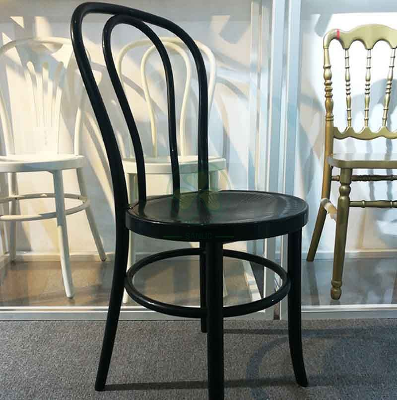 Stackable PP Resin Thonet Chair for Outdoor or Indoor Weddings or Events SL-R2043BRTC