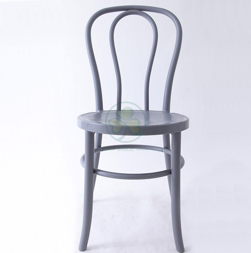 Hot Selling PC Resin Thonet Chair for Various Occasions and Different Celebrations SL-R2047GRTC