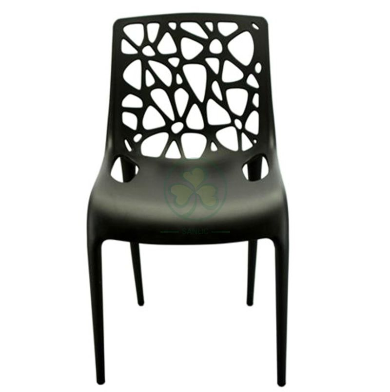 Fashionable Cheap PP Resin Resturant Chair for Kitcken or Hotels SL-R20798BROMC