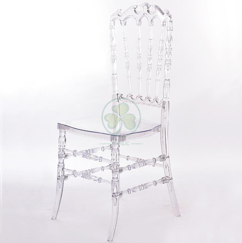 Type B, Elegant Designed Resin VIP Chair for Various Social Events SL-R2084SRRC