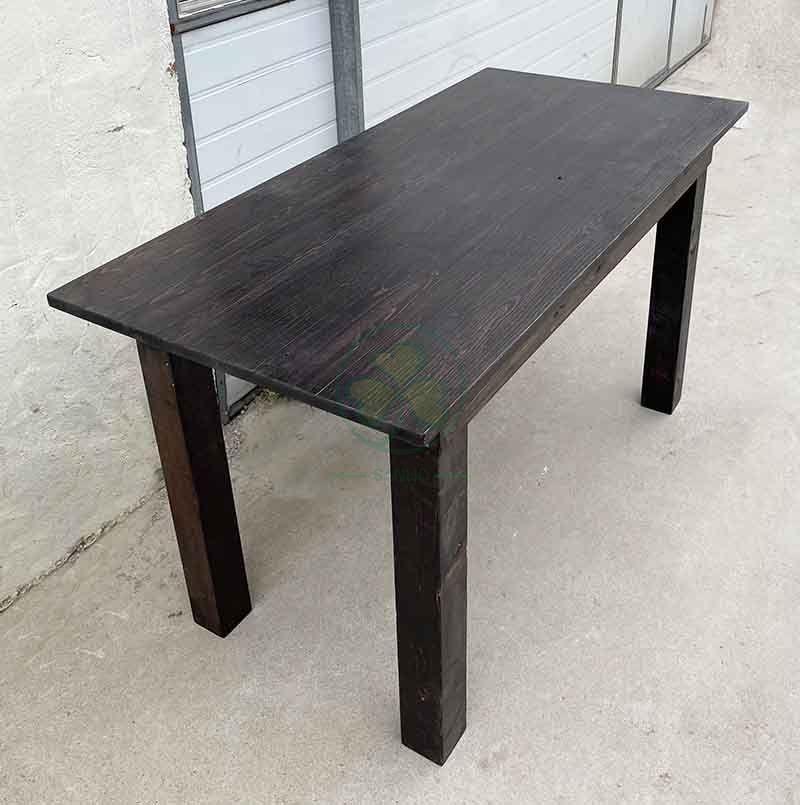 Hot Sale Farmhouse Style Pub Table Counter Height Farmhouse Dining Table SL-T2107WFPT