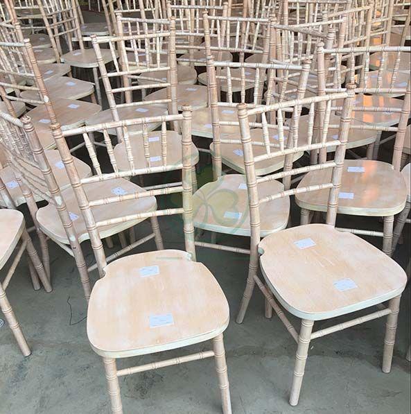 Best Popular US Style Wooden Chiavari Chair for Wedding Event Rentals SL-W1856UWCC