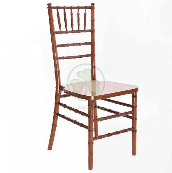 Hot Selling Wooden Tiffany Chair US Style for Events Parties and Weddings SL-W1861HWTC