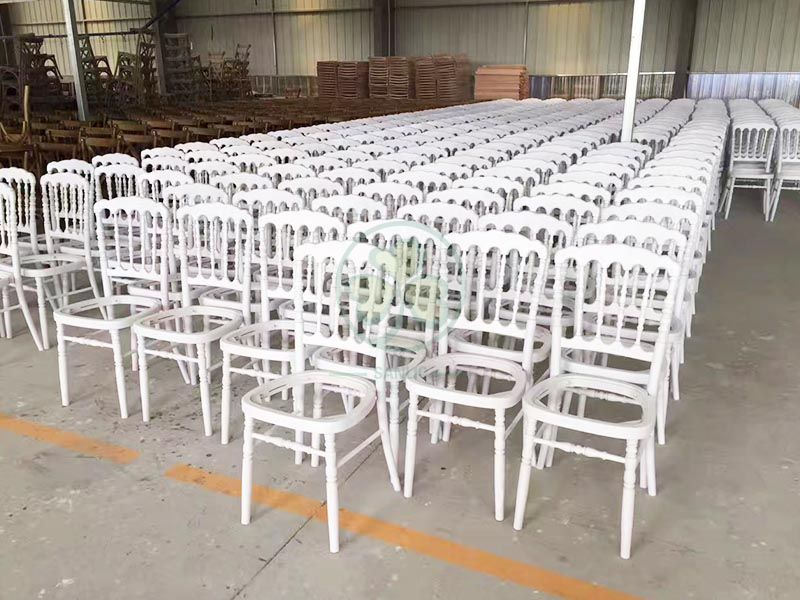 Wholesale Standard Wooden Napoleon Chair for Weddings Banquets and Various Different Events Occasions SL-W1901RWNC