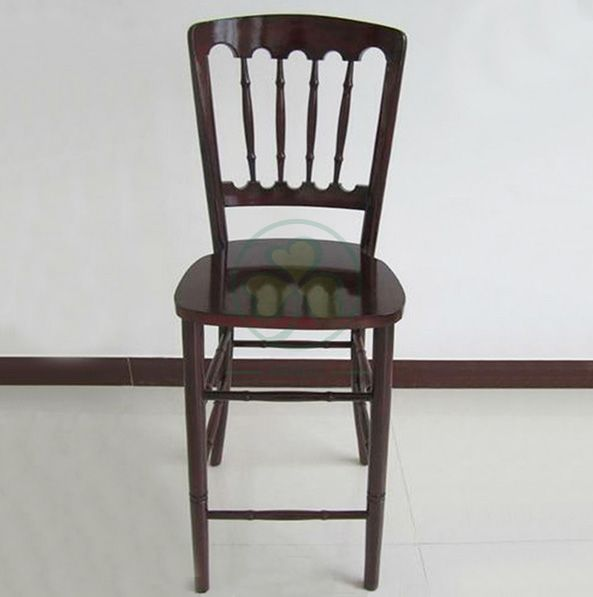 Wooden Chateau Barstools Castle Counter Height Bar Stools SL-W1921WCBS