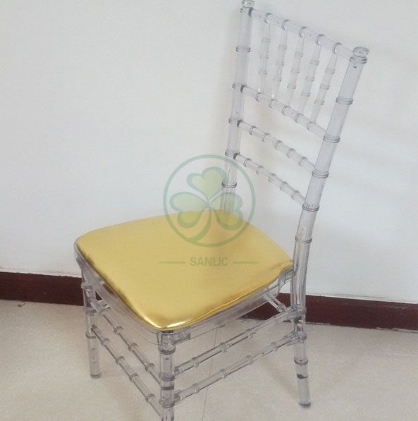 Most Popular Resin Chiavari Chair for Events and Weddings SL-R1952PRCC