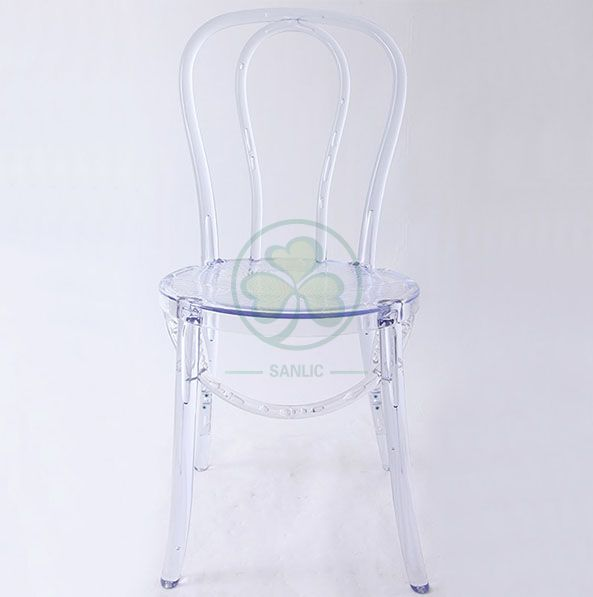 Wholesale Resin Thonet Dining Chair for Indoor or Outdoor Weddings and Parties SL-R2041CRTC